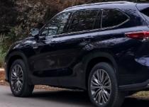 2020年丰田汉兰达扩大碰撞安全等级