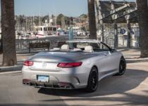2020梅赛德斯-奔驰S级敞篷跑车现在可以订购