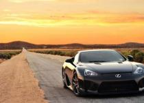 丰田汽车正在计划史诗级雷克萨斯LFA超级跑车的后续产品