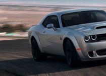 道奇推出新的Challenger SRT Hellcat Redeye