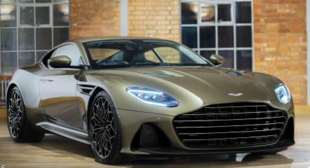 新车资讯:阿斯顿已经建立了以邦德为主题的DBS Superleggera