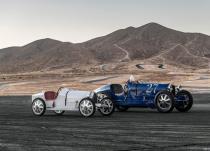 新车资讯:布加迪Baby II评测 我曾经有过的最有趣的四个轮子