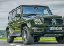 新车资讯:梅赛德斯奔驰G350d英国评测 你完全需要的傻家用车