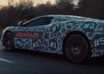 新车资讯:迈凯轮在2019年发布之前挑逗新的大型旅行车
