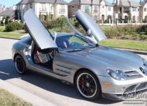 新车资讯:迈克尔乔丹的2007奔驰SLR迈凯轮722版出售