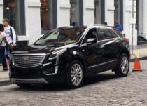 新车资讯:2020年凯迪拉克XT5在中国展示的灯光更新显示在美国之前