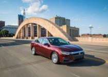 新车资讯:2019年本田Insight混合动力轿车起价23725美元