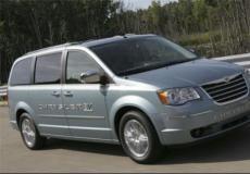 新车资讯:2020款克莱斯勒Voyager面包车售价28480美元
