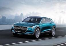 新车资讯:奥迪e-tron电动跨界SUV配备内置收费转发器
