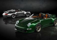新车资讯:Gunther Werks透露993 Speedster重新制作