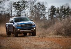 新车资讯:Roush提供2021年福特Ranger坚固外观 提高越野能力