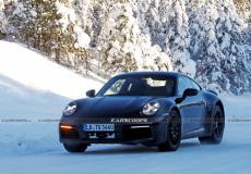 新车资讯:随着冬季测试的开始 保时捷911Safari可能成为现实