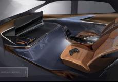 新车资讯:通用汽车设计公司设想一款适合游戏玩家的自动驾驶汽车