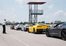 新车资讯:NCM表演赛道日体验特色克尔维特赛车全明星