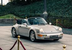 """新车资讯:这款"""" Turbo-Look"""" 911敞篷跑车受到上帝之手的感动"""