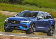 新车资讯:2021年在美国售出的沃尔沃汽车中有80%为SUV