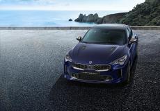 新车资讯:2022年起亚Stinger带来全新的新造型