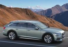 新车资讯:官图全新奥迪A6 allroad发布