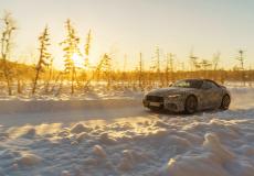 新车资讯:2022梅赛德斯-AMG SL首次与AWD一同亮相