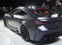 新车资讯:2020年雷克萨斯RC F赋予豪华轿跑车真正的口碑