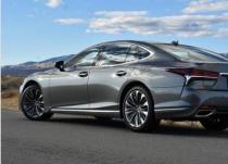 新车资讯:雷克萨斯LS 500灵感系列是旗舰轿车的限量豪华版