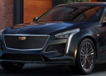 新车资讯:2019年凯迪拉克CT6 V运动包双涡轮增压V8电源