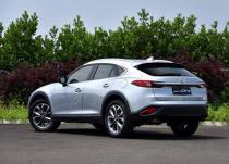 新车资讯:马自达即将推出的CX-X SUV将被考虑在澳大利亚推出