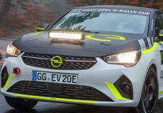 新车资讯:欧宝Corsa-e拉力赛的开发正在进行中