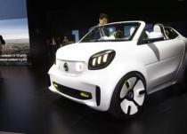新车资讯:新的Smart Forease +概念得到了Speedster处理
