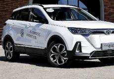 新车资讯:评测 北汽新能源EX5怎么样及新款起亚KX5怎么样