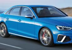新车资讯:2019年奥迪A4 改款行政车的价格公布