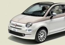 新车资讯:菲亚特不能停止制造限量版500s 这是他们60岁生日