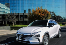 新车资讯:现代Nexo Hydrogen FCEV今年最快销售TWICE