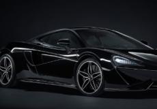 新车资讯:迈凯轮570GT MSO黑色系列 低调或吸引眼球