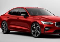 新车资讯:全新的沃尔沃S60准备好在班级中隆隆 运动型轿车吗