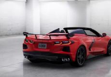 新车资讯:雪佛兰新型Corvette敞篷车的可视化工具已经投入使用