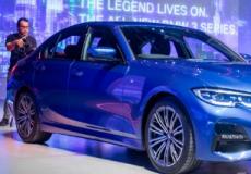 新车资讯:马来西亚宝马集团刚刚推出了全新的G20宝马3系
