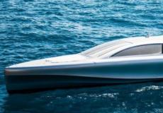 新车资讯:梅赛德斯·奔驰风格展示Arrow460 Granturismo豪华游艇