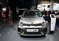 新车资讯:起亚宣布在欧洲推出Picanto X-Line跨界车获得1.0T