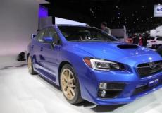 新车资讯:今年斯巴鲁WRX STI的销量下滑 但8月份的性能轿车反弹