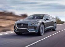 新车资讯:全新Jaguar I-PACE全电动SUV本月上市
