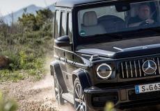 新车资讯:梅赛德斯-奔驰终于将推出其 G-Wagen 的 EV 版本