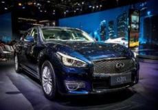 新车资讯:英菲尼迪在纽约展会上展示了有限款式