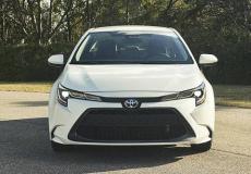 新车资讯:丰田推出更具运动感和更灵活性的Corolla Hybrid
