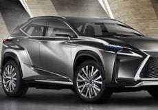 新车资讯:雷克萨斯NX将会进行大改款 其油耗预计能达到4.2L的水准