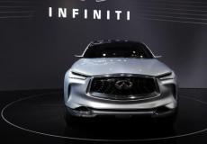 新车资讯:英菲尼迪QX灵感概念预示着品牌首款电动SUV