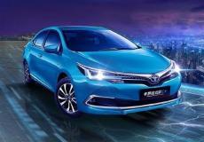 新车资讯:丰田将通过六种全球车型提升EV计划