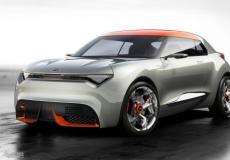 新车资讯:起亚在日内瓦车展上推出新概念车