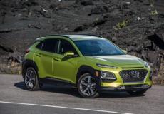 新车资讯:新款现代科纳混合动力车显示为70mpg小型SUV