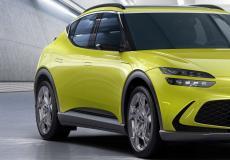 新车资讯:Genesis 推出首款专用电动汽车——2022 GV60 SUV